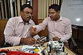 Robot Building Session - Workshop for Organising World Robot Olympiad - NCSM - Kolkata 2016-06-16 4639.JPG