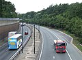 Rochester Way Relief Road at Falconwood - geograph.org.uk - 985932.jpg