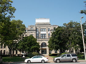 Rock Island County Courthouse - Rock Island, Illinois.JPG
