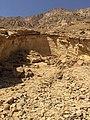 Rock structure of Jebel Hafeet.jpg