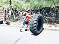 Roman Amiyan in The Open air gym of Hrazdan gorge (3).jpg