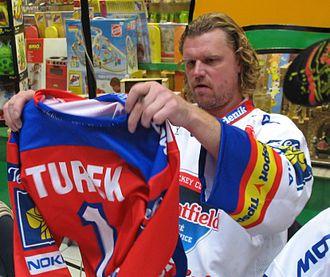 Roman Turek - Image: Roman Turek 2007