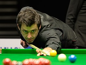 Ronnie O'Sullivan at Snooker German Masters (DerHexer) 2015-02-06 08.jpg