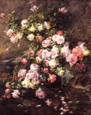 Madeleine Lemaire - Image: Roses Madeleine Lemaire (1845 1928)