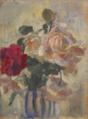 Roses by Kuroda Seiki (Kuroda Kinenkan).tiff