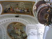 Rot-an-der-Rot 2 Zick Fresken