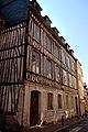 Rouen - 188 rue Beauvoisine - façade de rue 02.jpg