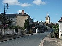 Route principale de Bizeneuille vers Montluçon 2018-08-15.JPG