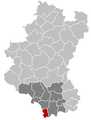 Rouvroy Luxembourg Belgium Map.png