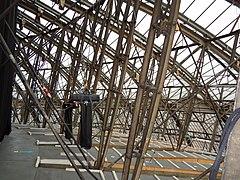 Royal Albert Hall Glass Roof