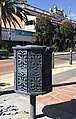 Rubbish bins at Warwick, Queensland.jpg