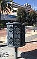 Rubbish bins at Warwick, Queensland.jpg