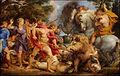 Rubens, Calydonian Boar Hunt c1641f.jpg