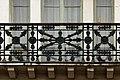 Rue des Vinaigriers (Paris), numéro 55, balcon 01.jpg