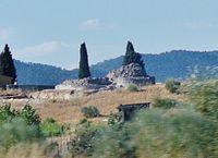 Ruinas del Castillo de Nava del Rey.JPG