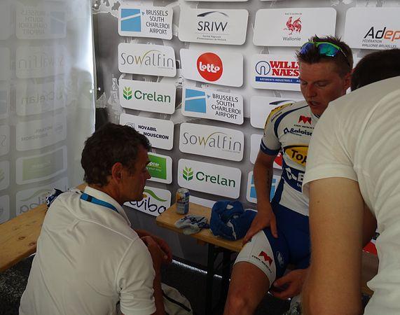 Rumillies (Tournai) - Tour de Wallonie, étape 1, 26 juillet 2014, arrivée (B26).JPG
