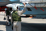 Russian military aircraft at Latakia, Syria (5).jpg