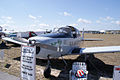 Ryan L-17B Navion Allie Gator LNose TICO 13March2010 (14412903078).jpg