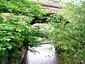 Ryburn Beck - Station Road - geograph.org.uk - 823807.jpg