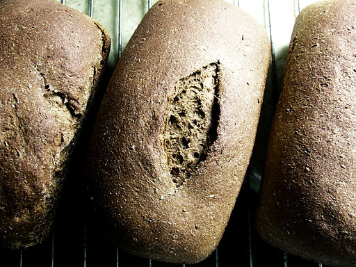 Good Whole Wheat Bread
