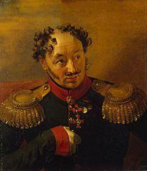 Portrait of Alexander N. Ryleyev (1778-1840) (2nd)