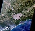 São Paulo satellite image, Landsat-5 2010-04-18.jpg