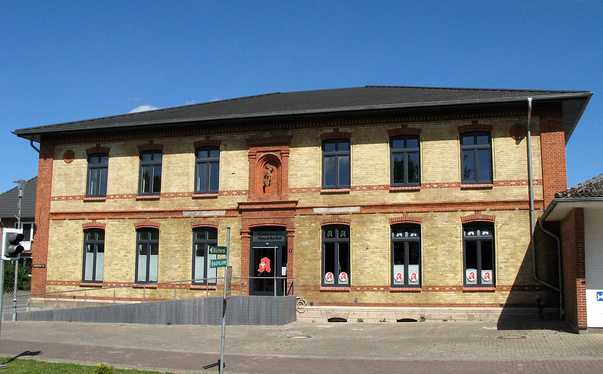 Bahnhof Eckernförde