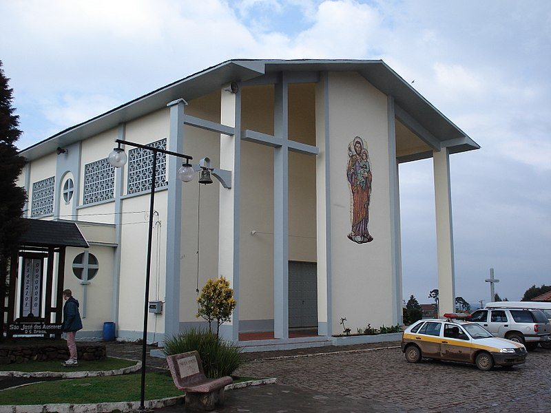Ficheiro:S. José dos Ausentes - igreja.jpg
