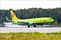 S7 Airlines.Boeing 737-800.DME.2009.jpg