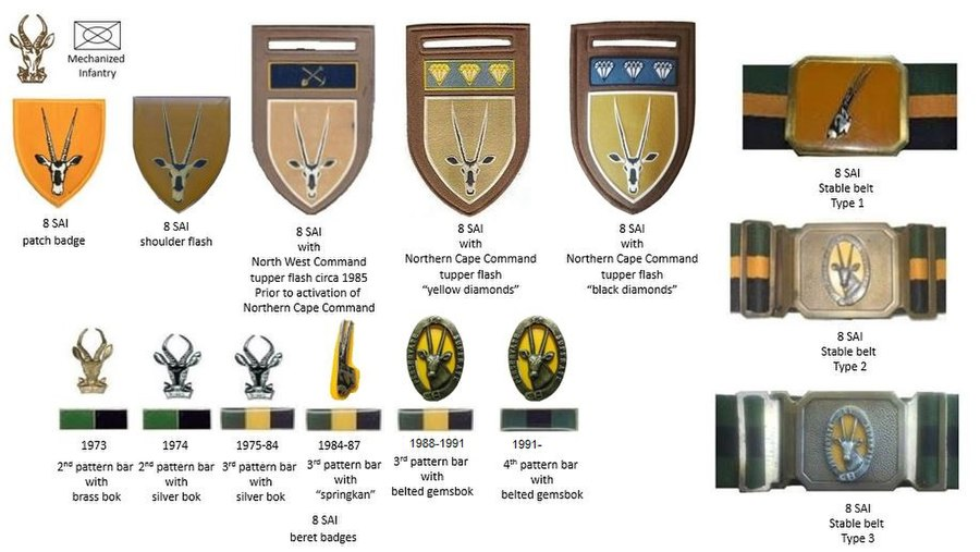 8 South African Infantry Battalion - Wikipedia
