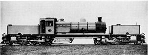 1923 in South Africa - Class GK