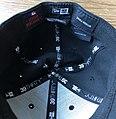 SF Giants Baseball Hat 1 2019-05-06 (cropped).jpg