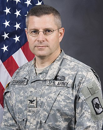 39th Infantry Brigade Combat Team (United States) - Image: SPRAGGINS Command Photo