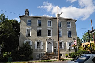 Stroud Mansion - Image: STROUD MANSION, MONROE COUNTY
