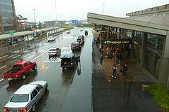 Sacramento International Airport Terminal A