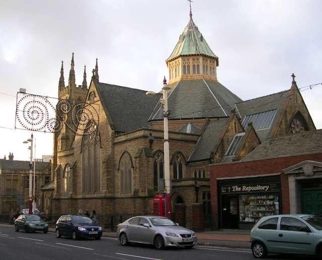 Sacred Heart Church, Blackpool
