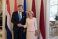 Saeimas priekšsēdētāja tiekas ar Nīderlandes karali (42683986382).jpg