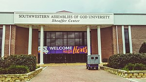 Southwestern Assemblies of God University - Sheaffer Center at SAGU