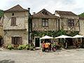 Saint-Cirq-Lapopie Place du Sombral.JPG