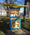 Saint-Louis (Haut-Rhin) - Boîte à livres place de la Gare (fév 2019).jpg