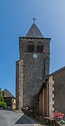 Saint Jean Baptiste Church of Noailhac 03.jpg