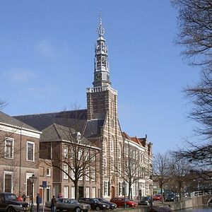 Heilige Lodewijkkerk - Image: Saint Louis Church Leiden