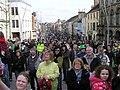 Saint Patrick's Day Parade, Omagh - (1) - geograph.org.uk - 1207545.jpg