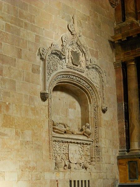 File:Salamanca SBenito sepulcro Arias Perez Maldonado.jpg