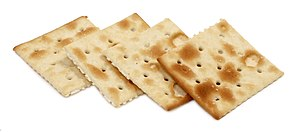English: Saltine Crackers by Nabisco.