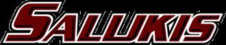 Southern Illinois Salukis football - Image: Salukis textlogo