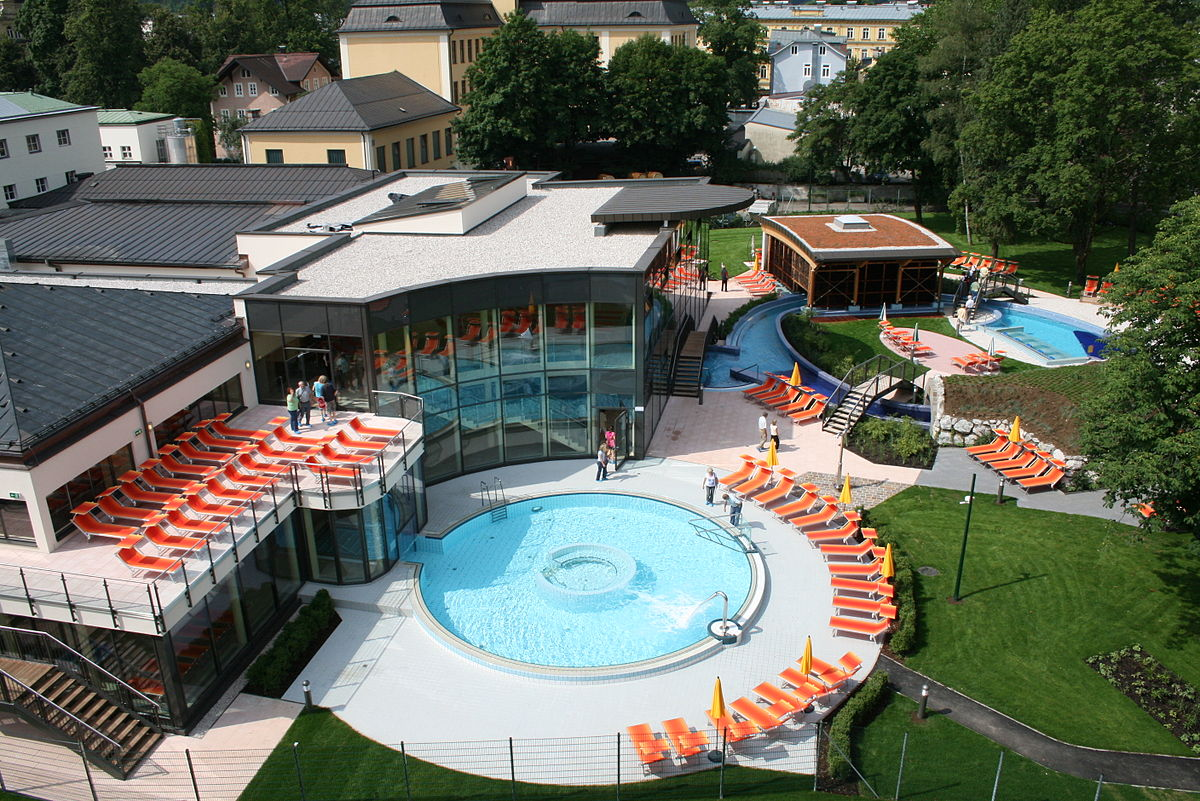 Hotel Und Therme In Bad Orb Im Spessart