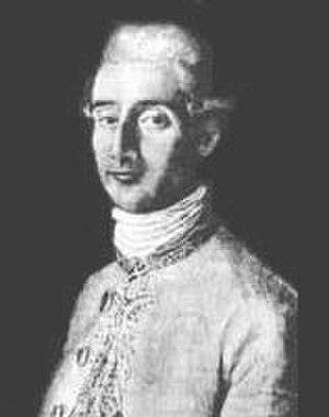 Félix María de Samaniego - Image: Samaniego