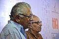 Samares Mazumdar with Sirshendu Mukhopadhyay - Kolkata 2015-10-10 5064.JPG