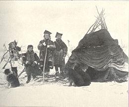 Sami-tent